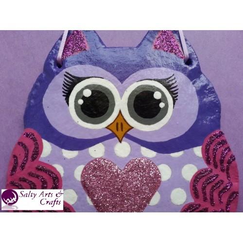 Owl Wall Hanging Decor
